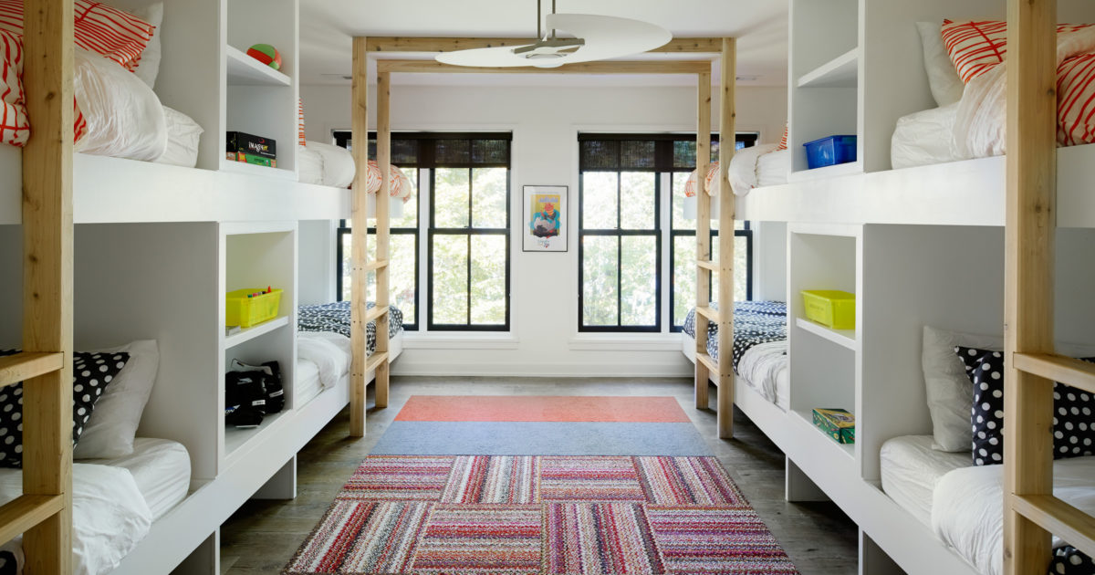 Kids Room Ideas For Girls Bunk Beds