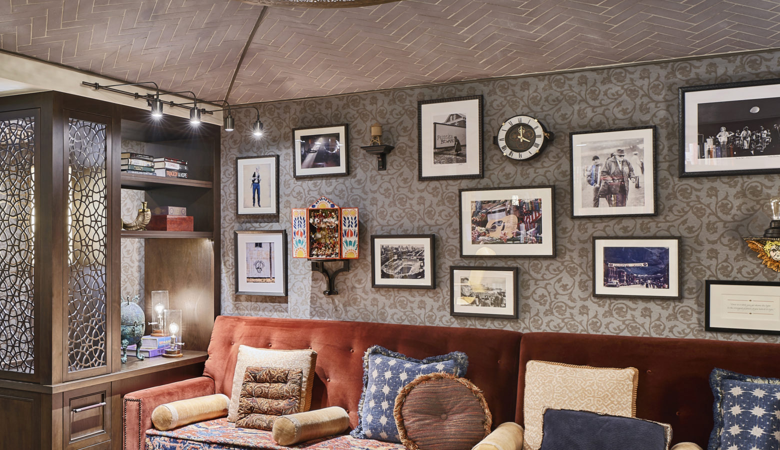 Residential Interior Design:  10 Ideas for Creating Deeply Personal Rooms