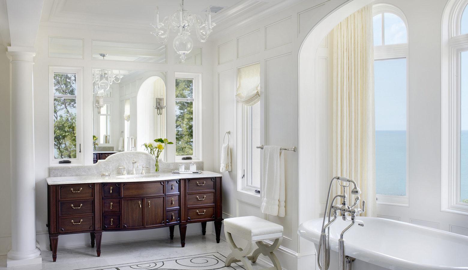 Morgante Wilson | Trends in Residential Architecture Design: The Spa ...