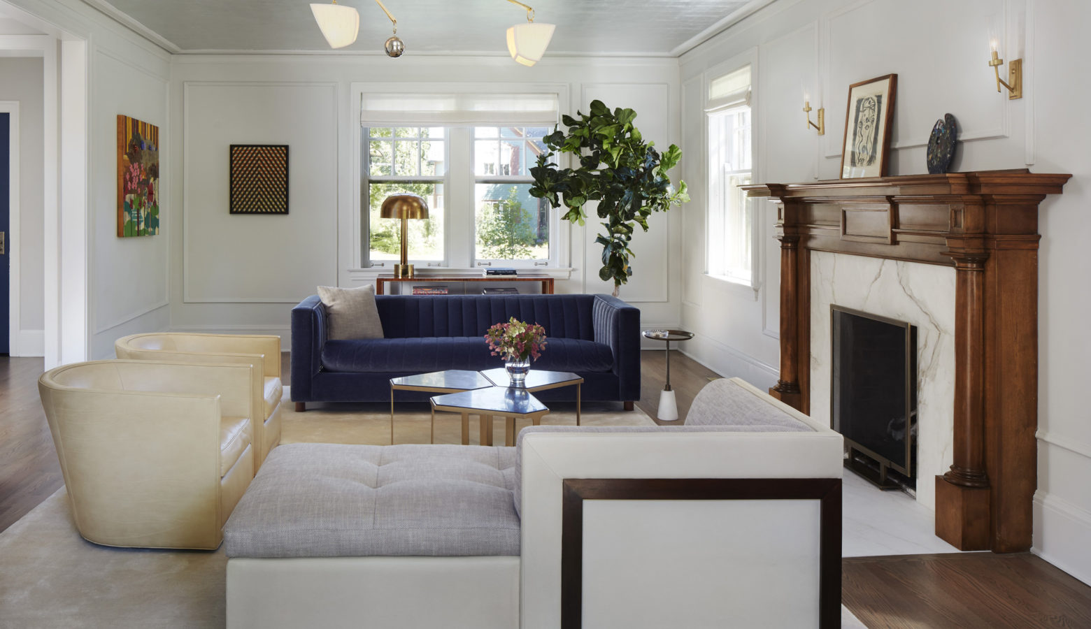 10 Interior Design Ideas to Make Your House Feel New