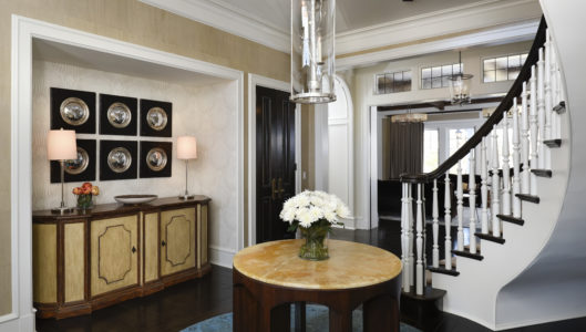 New Traditional Interiors