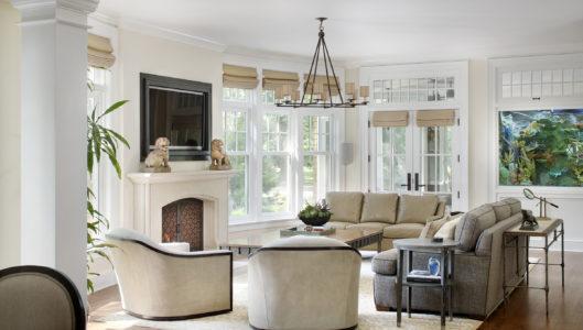 Shingle Style Interiors
