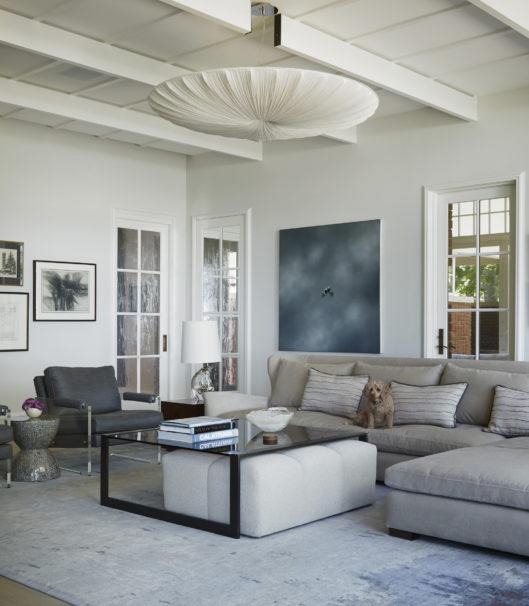 Modern Lakeshore Interiors