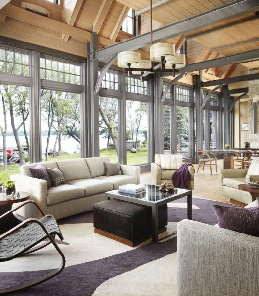Tranquil Getaway Interiors